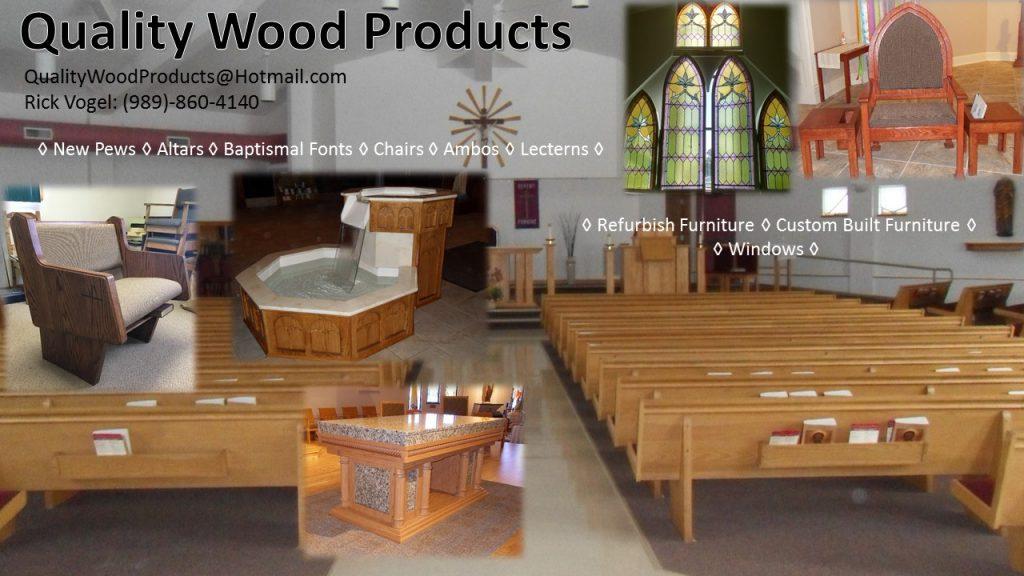 Quality Wood Products, Inc.